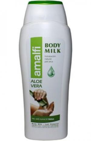 BODY MILK ALOE VERA 500ML. AMALFI 3373