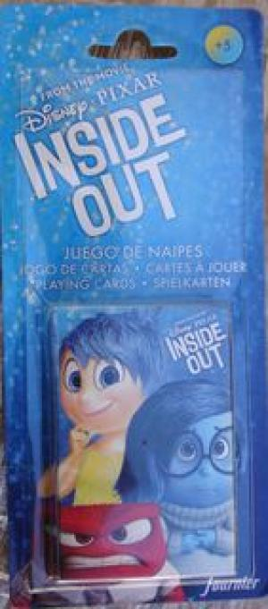 NAIPE INFANTIL INSIDE OUT